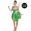 Disney Fairies Tinker Bell Prestige Adult Costume Plus